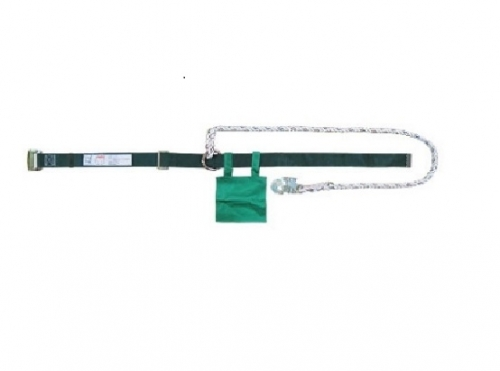 Double Lanyard c/w Steel Snaphooks